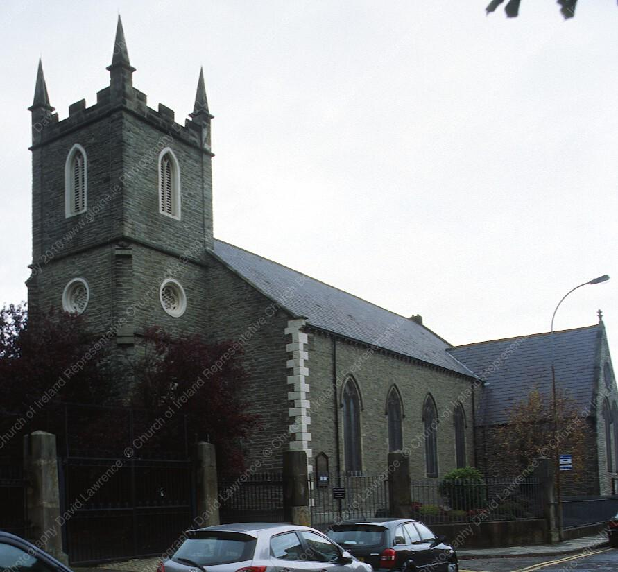 The List of Church of Ireland Parish Registers