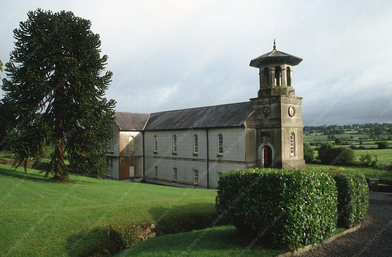 New information on early Christian Ireland at the Roscrea Co